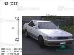 Радиатор двигателя Nissan LAUREL 1988- (C33) (CA18, RB20-25) (PA)