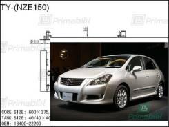Радиатор двигателя Toyota BLADE 2006- (E15#) (1NZ, 2ZR) (PA)