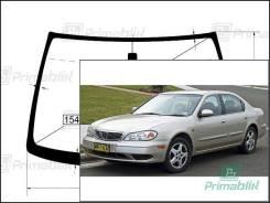 Лобовое стекло Nissan MAXIMA 1998-2004 (A33) (Без оттенка, Бренд:ВSG)