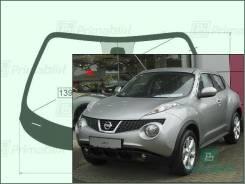 Лобовое стекло Nissan JUKE 2010- (F15)( RHD) окно/датчик (Зеленоватый оттенок, Бренд:УНG)