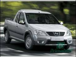 Стекло боковое Nissan NP200 2005- () FD/LH (Без оттенка, Бренд:ВSG)