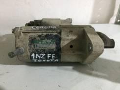 Стартер. Toyota Corolla, NZE121 Двигатель 1NZFE