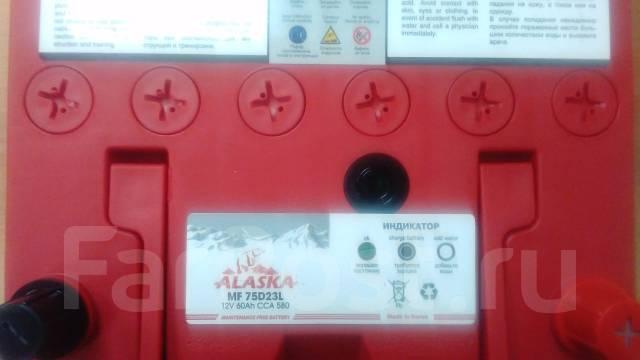 Alaska. 60 А.ч., Прямая (правое), производство Корея