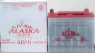 Alaska. 60А.ч., Обратная (левое), производство Корея. Под заказ