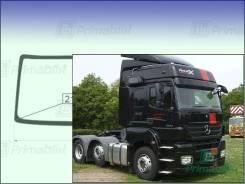 Лобовое стекло Mercedes AXOR Truck 1996- () 2126*802*2195 (Зеленоватый оттенок с синим козырьком, Бренд:УНG)