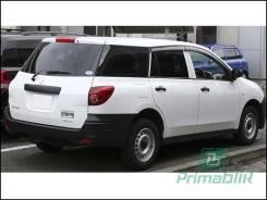 Заднее стекло Mitsubishi LANCER-Nissan AD 2006- (Y12) Lancer Cargo (Без оттенка, Бренд:ВSG)