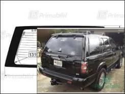 Заднее стекло Nissan PATHFINDER 1995-2004 (R50) (Без оттенка, Бренд:ВSG)