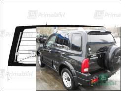 Заднее стекло Suzuki ESCUDO 1998-2006 (TD#2/YG4) (Без оттенка, Бренд:ВSG)