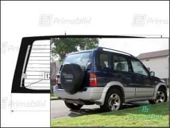 Заднее стекло Suzuki VITARA 1998-2006 (TD#2/YG4) (Без оттенка, Бренд:ВSG)