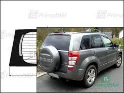 Заднее стекло Suzuki Grand Vitara 2005- (TD#4/YT4) (Без оттенка, Бренд:ВSG)