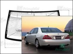 Заднее стекло Toyota CELSIOR 2000-2006 (XF30) (Без оттенка, Бpeнд:Toyota)