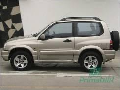 Стекло боковое Chevrolet TRACKER 1999-2004 (TD#2/YG4-3d) SW/LH/X (Без оттенка, Бpeнд:Benson)