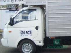 Стекло боковое Hyundai PORTER 2004- () FD/LH (Без оттенка, Бренд:ВSG)