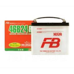 FB Super Nova. 45 А.ч., правое крепление, производство Япония