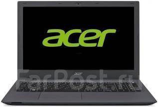 """Acer Aspire E5. 17.3"""", 2,0ГГц, ОЗУ 4096 Мб, диск 500 Гб, WiFi, Bluetooth, аккумулятор на 4 ч."""