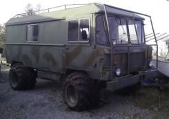 ГАЗ 66. Продам цельнометаллический фургон, 4 125куб. см., 3 000кг., 4x4