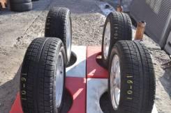 Bridgestone Blizzak Revo GZ. Зимние, без шипов, 2013 год, износ: 100%, 4 шт