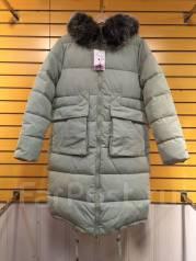Пальто-пуховики. 40-48, 46, 48, 50