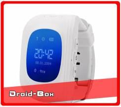 Детские Умные ЧАСЫ-Телефон Wonlex Smart Watch Q50. Оригинал. Белые.