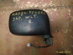 Зеркало заднего вида боковое. Mazda Bongo Friendee, SGLR Двигатель WLT