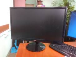 "AOC. 22"" (56 см), технология LCD (ЖК)"