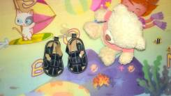 Пинетки-сандалии. 16 – 17, 18
