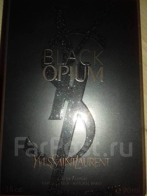 Парфюм Black Opium 90 ml