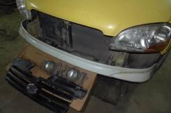 Бампер Suzuki Swift, HT51S, ГУБА, решотка, туманки. Suzuki Ignis, HR51S