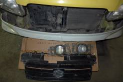 Решетка радиатора. Suzuki Swift, HT51S, HT81S Suzuki Ignis, HR51S Двигатель M13A