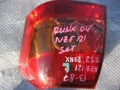 Стоп-сигнал. Toyota Allex, NZE121, NZE124 Toyota Corolla Runx, NZE121, NZE124 Двигатель 1NZFE