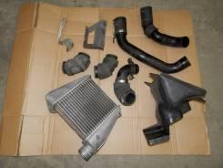 Интеркулер. Nissan Stagea, WGNC34 Двигатель RB25DET