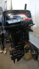 Suzuki. 30,00л.с., 2х тактный, бензин, Год: 2005 год