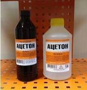 Тех. жидкость НижегородХимПром Ацетон технический 3 л. (8/кор)
