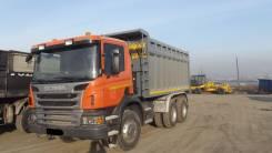 Scania P. Самосвал 380, 11 705 куб. см., 25 500 кг.