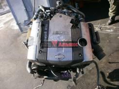 Двигатель в сборе. Nissan Cedric, HY34 Двигатель VQ30DD. Под заказ