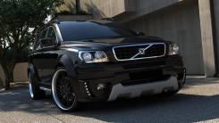 Обвес кузова аэродинамический. Volvo XC90