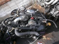 Двигатель в сборе. Subaru Legacy, BP5 Двигатель EJ20. Под заказ