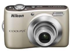 Nikon Coolpix L21. 8 - 8.9 Мп, зум: 14х и более