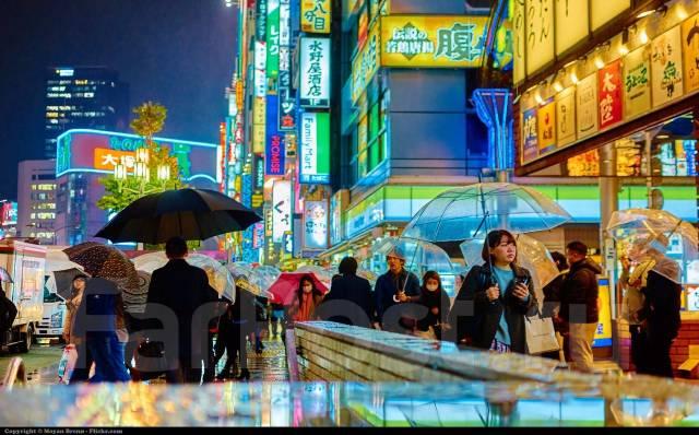 Япония. Токио. Экскурсионный тур. Япония: все включено (перелет+проживание+виза+страховка+трансферы)