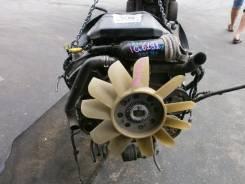 Двигатель в сборе. Isuzu Wizard, UES25FW Двигатель 6VD1. Под заказ