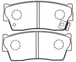 Тормозные колодки передние SUZUKI VITARA FT GT G16B 88-95 ESCUDO 55200-60811 Akyoto AKD-9298