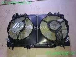 Радиатор охлаждения двигателя. Toyota Caldina, ST215W Двигатель 3SGTE