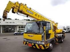 Hino Ranger. Автокран Kato, 6 010 куб. см., 4 900 кг., 20 м. Под заказ