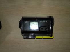 Sony HDR-AS20. 10 - 14.9 Мп, с объективом