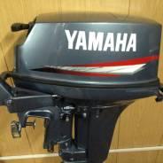 Yamaha. 15,00л.с., 2х тактный, бензин, нога S (381 мм)