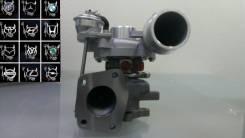Турбина. Mazda CX-7, ER3P Двигатель MZRCD