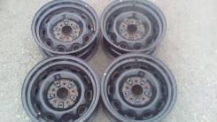 Hyundai. 6.0x15, 5x114.30, ET40, ЦО 67,1мм.