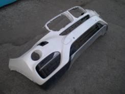 Бампер BMW X6, передний F16