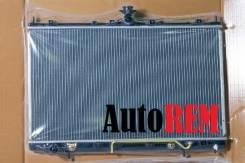Радиатор охлаждения двигателя. Mitsubishi Grandis, NA4W Двигатель 4G69