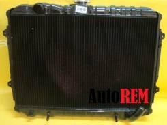 Радиатор охлаждения двигателя. Hyundai Galloper Mitsubishi Pajero, L049G, L048G, L144G, L043G, L044G, L149G